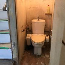 トイレ完成⁉️でも、…