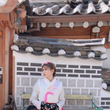 韓国で韓服体験するな…