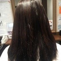 髪質改善しながら自分…