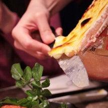 ラクレットチーズがと…