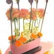 『新春』の生花のアレ…