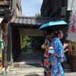 京都の着物レンタルに…