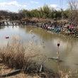 トンボ池の水抜き