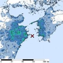 2月19日の地震予知…