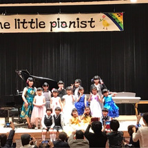 The little…