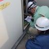 帝塚山リハビリテーション病院 無停電点検の画像