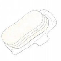 布ナプキンを初めて試…