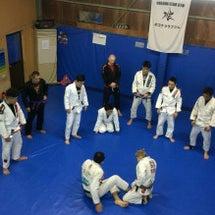 日曜柔術クラス