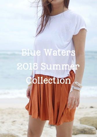 2018 リゾートファッション