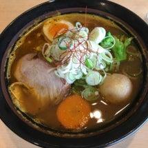 函館空港のスープカレ…