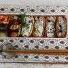 2月第3週の塾弁、今週もやっぱりお魚多めな男子塾弁当まとめ〜。週末はまたゲレンデへ!の画像