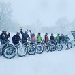 SNOW RIDE …