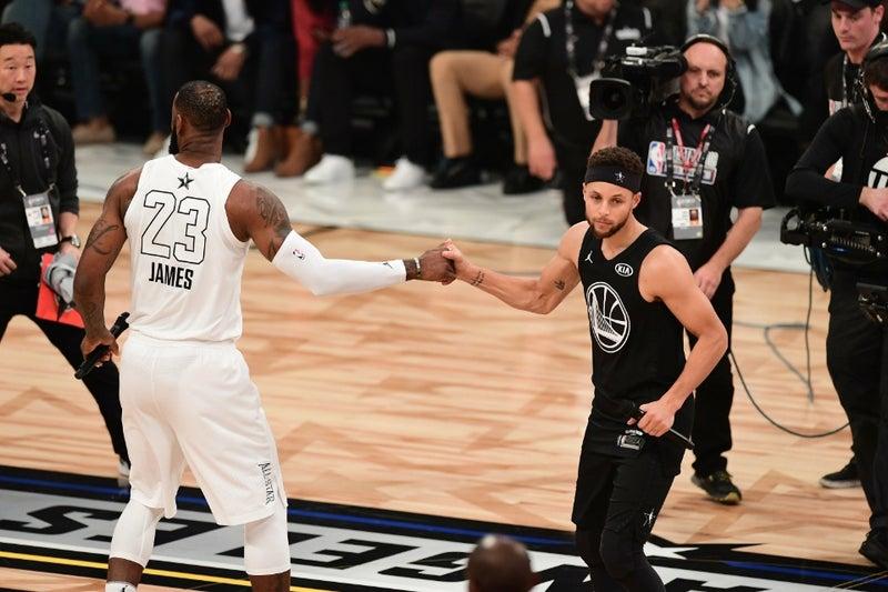 NBAオールスター2018 | ICI C'ES...