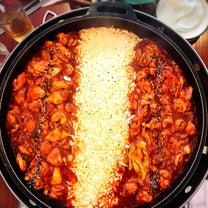 明洞で美味しいチーズタッカルビ★チャンインタッカルビでランチの記事に添付されている画像