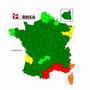 フランスにも花粉の季…