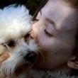 瀕死の愛犬が元気に…