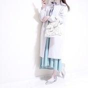 【UNIQLO】可愛すぎて2色買いしたユニクロニットを春らしく♡