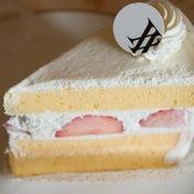 完璧なショートケーキ