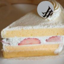 完璧なショートケーキ…
