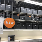 IKEAの注目商品をチェック!店内潜入レポ〜収納&照明編〜