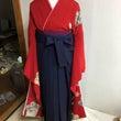 袴の着付けレッスン
