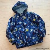 しまパト♡900円で気兼ねなく使えるキッズジャケット!人気のドラえもん柄♡