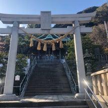 天の川の神社・2つで…