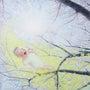 出産にまつわる絵画の…