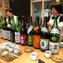 日本酒で乾杯!実践編