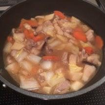 最近の料理☆