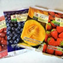 セブンの冷凍フルーツ…