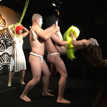 先日観たギリシャ歌舞…