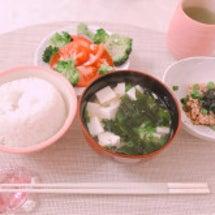 ☆  ヘルシー夕食 …