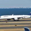 羽田空港の航空機20…