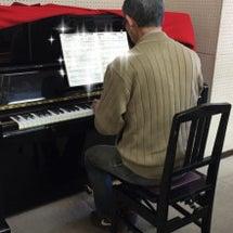ピアノ発表会本番のた…