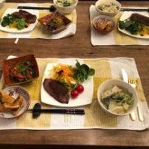 本日の夕飯です^ -…