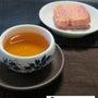 桃映紅茶と春色の六花…
