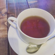 紅茶がコーヒー味に