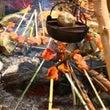 ヤマメシ〜焚き火料理…