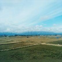 故郷への空はとても静…