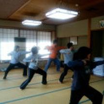 気功健康体操教室開催…