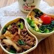 ≪ピリ辛牛ニラ丼+プ…