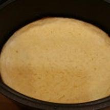 お鍋で酒粕チーズケー…