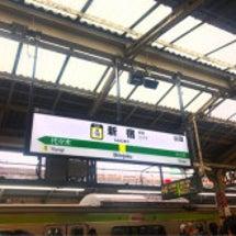 お買い物は新宿!!