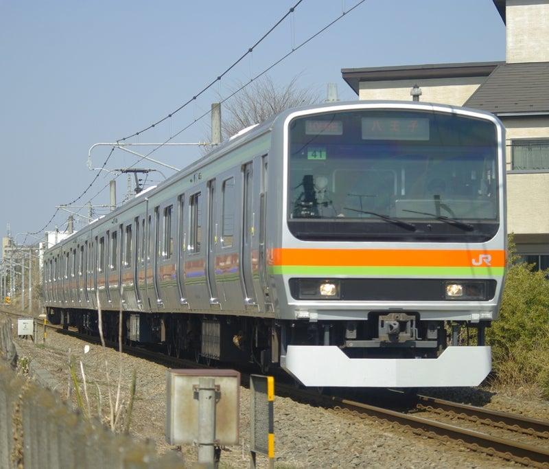 八高線E231系3000番台 | K@Fe~...