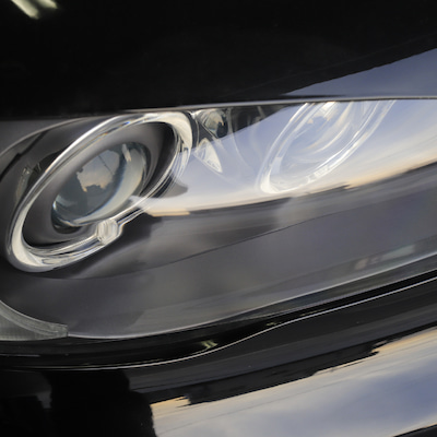 BMW 130i (E87) ヘッドライトクラック除去の記事に添付されている画像