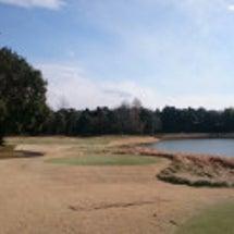 石岡ゴルフ倶楽部。