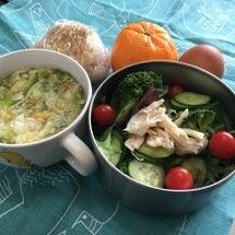 今日のお昼☆お野菜が…