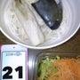 21日の食事夜写真
