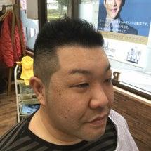 寒くても短髪!!